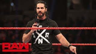 Nonton Seth Rollins drops some truth on Paul Heyman: Raw, Feb. 11, 2019 Film Subtitle Indonesia Streaming Movie Download