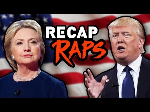 A Rap Recap of the 2016 US Presidential