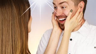 Video HUSBAND CHOOSES MY DATE NIGHT MAKEUP | ALLIE GLINES MP3, 3GP, MP4, WEBM, AVI, FLV Januari 2019
