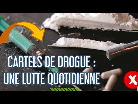 REPORTAGE CHOC - CARTELS DE DROGUE AUX ÉTATS-UNIS : LA GUERRE PERMANENTE
