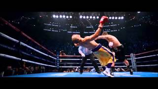 Southpaw (2015 movie) Final Round Left Handed Uppercut
