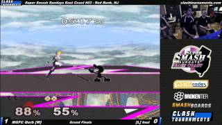 Mr. Game and Watch wins a tournament! Shoutouts to Qerb