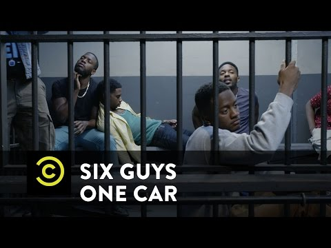 uncensored - The guys of Dormtainment find themselves in jail after someone accuses them of armed robbery. Watch more Six Guys One Car: http://youtu.be/ZlPnoebkYJY.