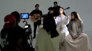 CEK TOKO SEBELAH - Behind The Scenes Video Klip