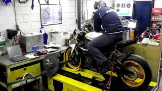 5. Probikes Yamaha YZF-R6 2008 135HP (after YEC and Powercommander 5 mounting)