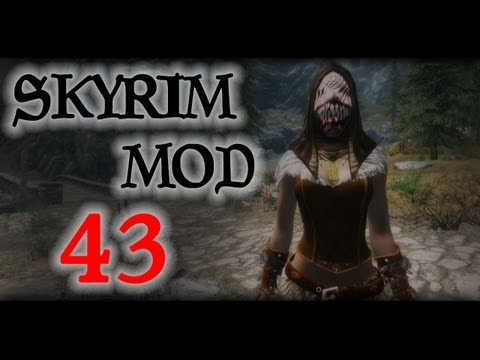 Skyrim Mod #43 - Unique Dragon Priest Masks, Mudcrab Hunters, Elysium Estate