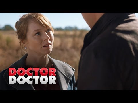 Hugh tells Penny about his baby | Doctor Doctor Season 3