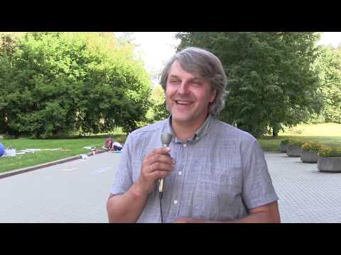 Muzeologijos katedros direktoriaus doc. dr. Rimvydo Laužiko sveikinimas