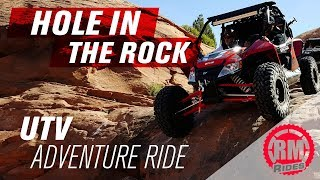 8. RM Rides: UTV Adventure Ride Series - Hole In The Rock East