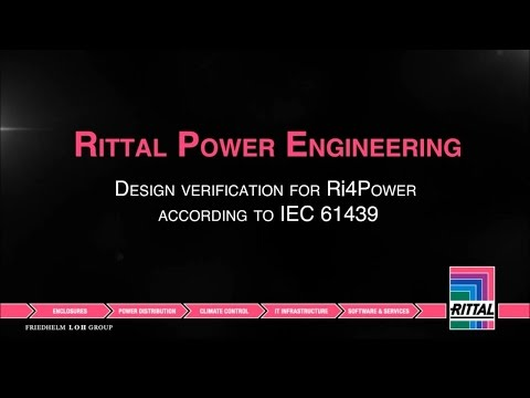 Rittal ES - Rittal Power Engineering