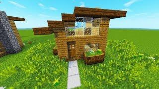 Minecraft'ta Survival oynarken yapabileceğiniz çok basit ama güzel bir tasarıma sahip ahşap ev yapımı. İyi seyirler!Garbarius ürünleri : http://ytpazar.comDiğer Bağlantılarım;Facebook : https://goo.gl/2H745YTwitter : https://goo.gl/BOfBAjInstagram: https://goo.gl/Cn9xEz