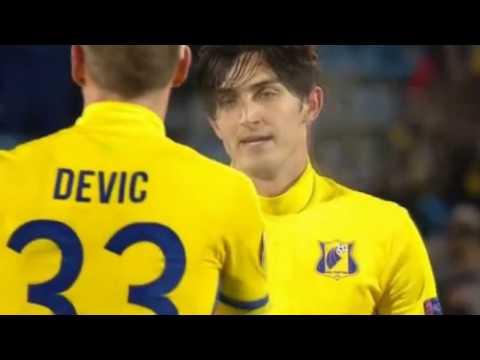 "Europa League. ""Rostov"" - ""Sparta"" Praha (4:0). Highlights"