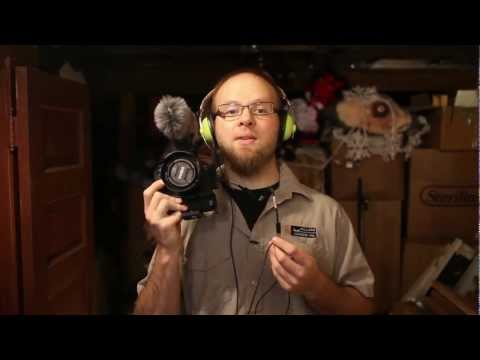 Adding headphone monitoring to your Canon DSLR with the Sescom Monitoring cable – DSLR FILM NOOB