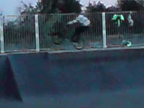 Jack carey at cobham skate park
