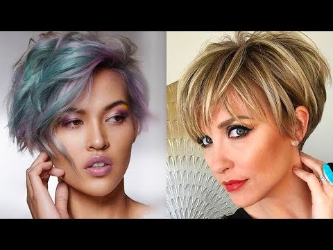 8 Beautiful Short Haircuts for Ladies  Amazing Short Haircut Ideas 2018