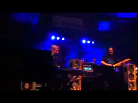 Jeff Chimenti from Further-with Dark Star Orchestra at the Dome in Wallingford, CT