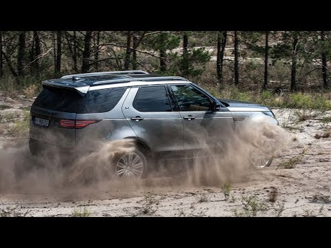 Новый Land Rover Discovery. Видео-тест