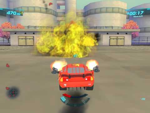 Cars 2 The Game Gameplay Clearence Level 2-6 HD