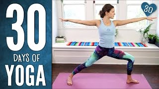 Day 30 - Find What Feels Good - 30 Days of Yoga