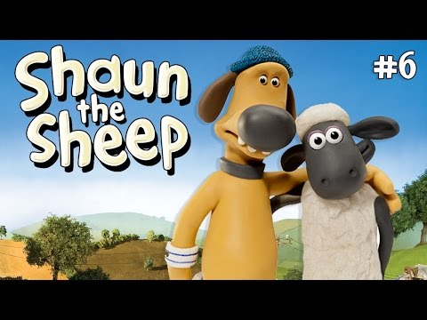 Shaun the Sheep - Siapa Caddy nya? [Who's the Caddy]