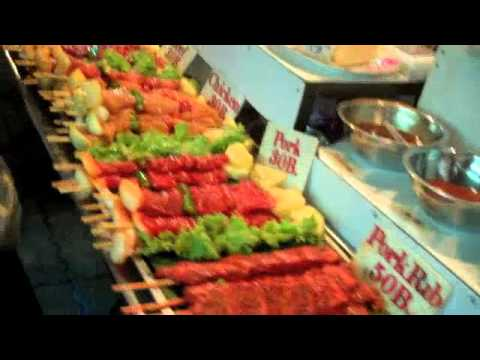 How to Eat In Koh Samui, Thailand. On the Road w/ Tom Callos