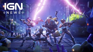 Fortnite: Save the World Free-to-Play Delayed Out of 2018 - IGN News by IGN