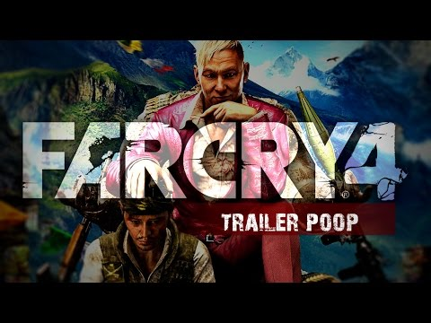 FAR CRY 4 - Trailer Poop
