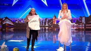 Video Britain's Got Talent 2018 Mandy Muden Hilarious Comic Magician Full Audition S12E03 MP3, 3GP, MP4, WEBM, AVI, FLV September 2018