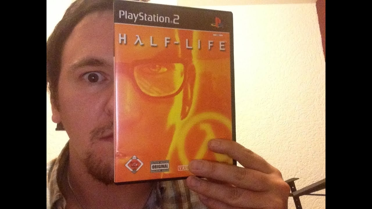 Speedy Renton: Half-Life (Playstation 2)