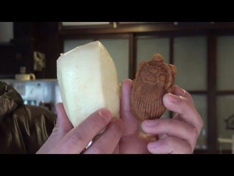 日本的饅頭很奇怪【ビックリ日本:日本の饅頭は変】