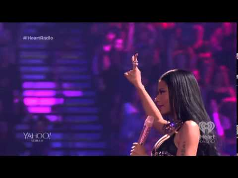 Nicki Minaj iHeartRadio Music Festival 2014