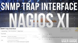 Using the SNMP trap interface in Nagios XI