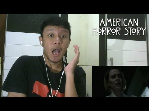 """American Horror Story: Cult 7x02 """"Don't Be Afraid of the Dark"""" Reaction"""