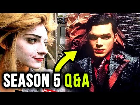 Will Gotham Get A SIXTH Season & MORE! - Gotham Season 5 Q&A!
