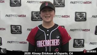 Kinsey Erickson