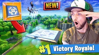 *NEW* BOUNCER TRAP GAMEPLAY in Fortnite: Battle Royale! (FUNNY)