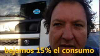 Video SCANIA 420: Economizadores de combustible diesel,  nafta, GLP, GNC que sí funcionan MP3, 3GP, MP4, WEBM, AVI, FLV November 2018