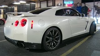 San Antonio STREET RACING - GT-R Slaying on the STREET! by 1320Video