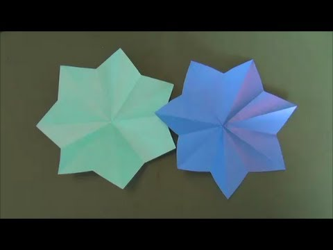 Star Tutorial - 021 -- 7pts, 3D,