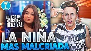 Video LA NIÑA DE 15 AÑOS MÁS MALCRIADA DEL MUNDO (Estoy en SHOCK) MP3, 3GP, MP4, WEBM, AVI, FLV Februari 2019