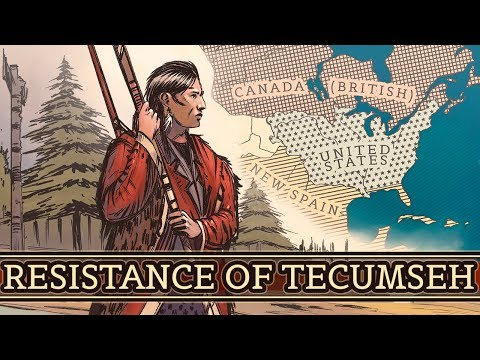 Tecumseh: The Native American Resistance