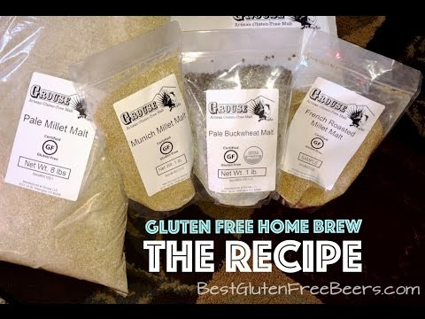 , title : 'Gluten Free Homebrewing Guide  -  The Recipe  -  Best Gluten Free Beers'