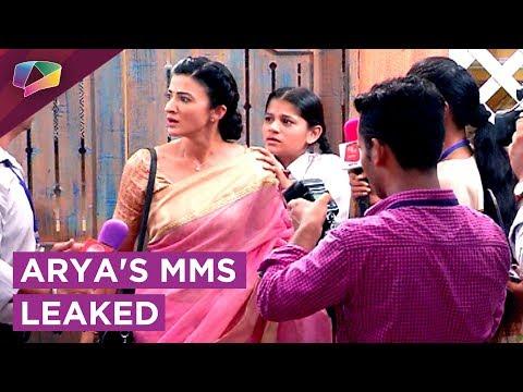 Arya's MMS Is Leaked   Aapke Aa Jaane S