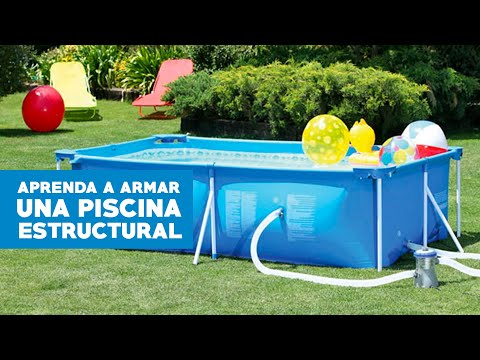Armar pileta intex videos videos relacionados con for Piscina estructural intex