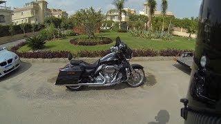 10. Harley-Davidson Street Glide CVO walk around and start
