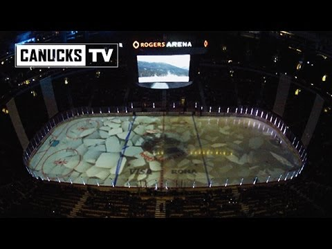 Vancouver Canucks Opening Video 2014