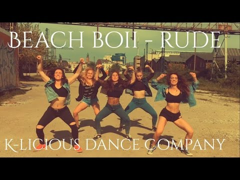 Beach Boii - Rude || Choreography by Kasia Jukowska, K-Licious Dance Company