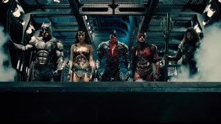 *NEW TRAILER* Justice League