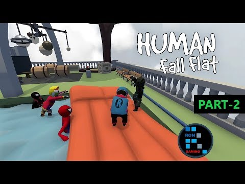 [Hindi] Human: Fall Flat | Funniest Gameplay Ever (Part-2)