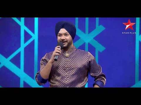 The Great Indian Laughter Challenge | Parvinder Singh and 90's Bollywood Songs